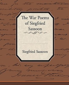 The-War-Poems-of-Siegfried-Sassoon-9781438506944